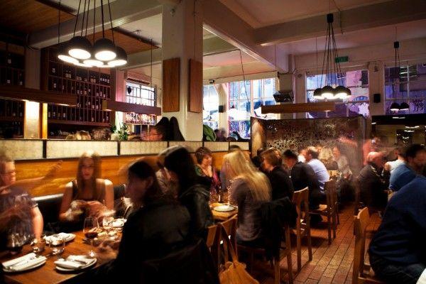 MoVida  1 Hosier Lane (off Flinders St), Melbourne  Chef: Frank Camorra