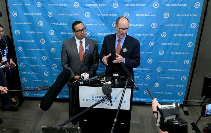 awesome Tom Perez Narrowly Defeats Keith Ellison for DNC Chair Check more at https://epeak.info/2017/02/26/tom-perez-narrowly-defeats-keith-ellison-for-dnc-chair/