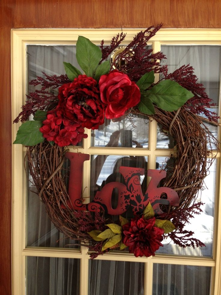 3181 Best Wreaths Wall Pockets And Swags Images On