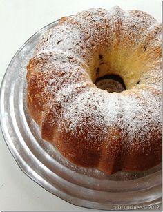 Bundt Panettone - Cake Duchess — Cake Duchess