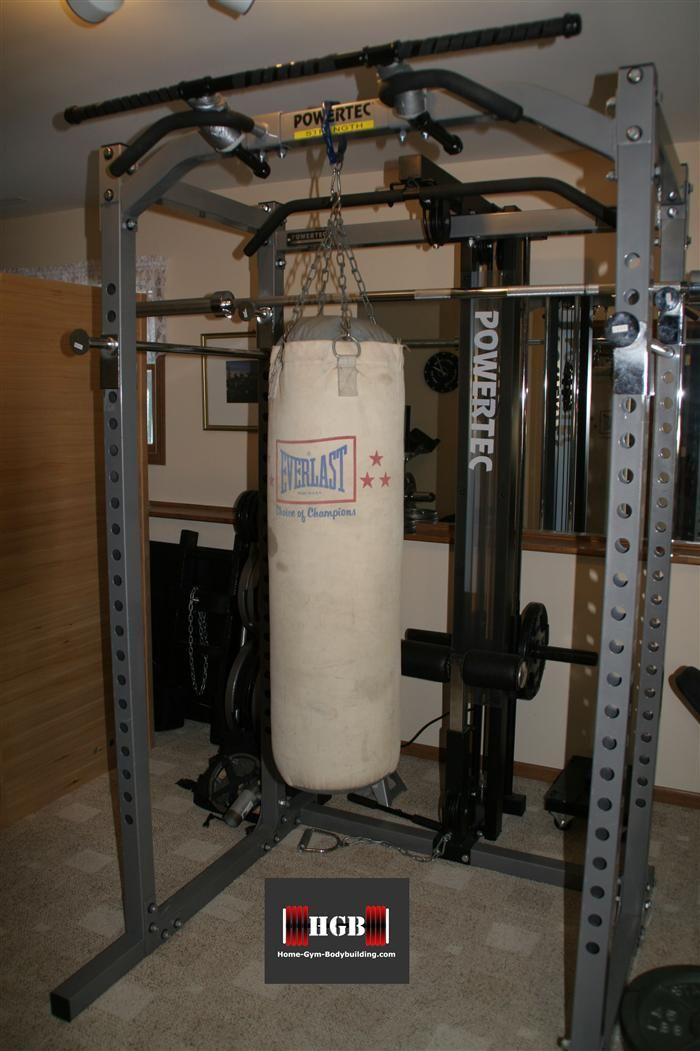 Homemade Heavy Bag Stand. Homemade heavy bag stand using a ...