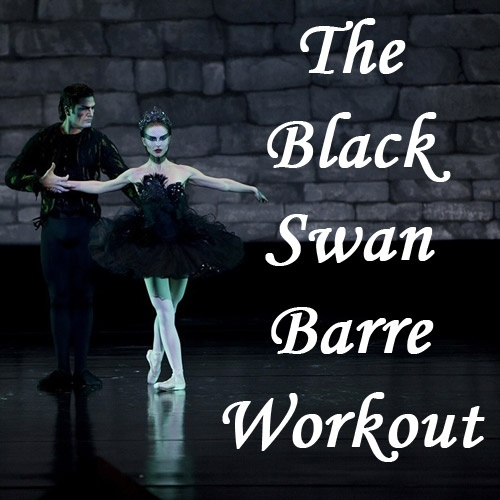 The black swan-inspired barre workout from the Cody App blog. #cody #barre #workout