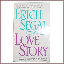 LOVE STORY written by ERICH SEGAL
