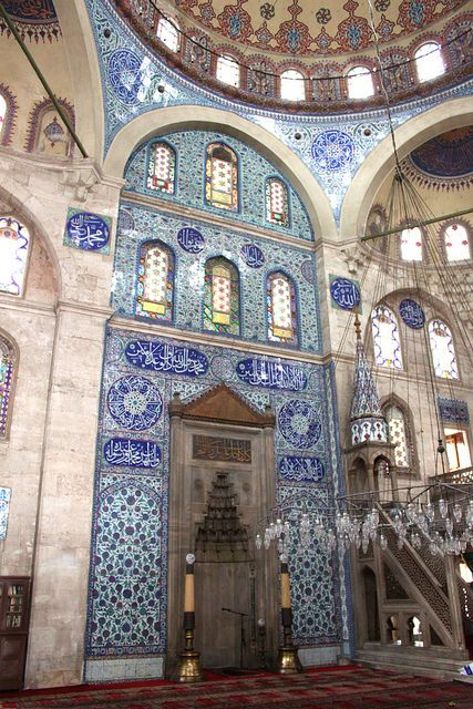 Istanbul: Sokollu Mehmet Pasha Mosque | Flickr - Photo Sharing!