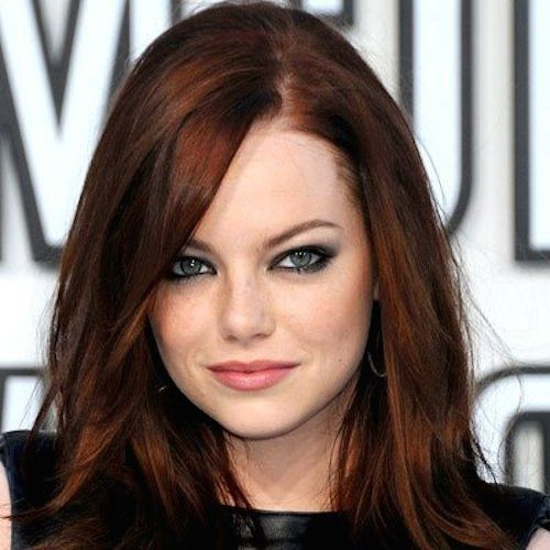 Best 25+ Dark red brown ideas on Pinterest | Dark red brown hair ...