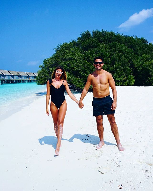 WEBSTA @ serena_villani - Can't wait for all the upcoming adventures 😍🤗#handinhand #Traveler #wanderlust #Travelcouple #travelblogginggirlsholiday #picoftheday #VisitMaldives #Beach #Explore #Travel #Traveler #Explorer #Adventure #ExploreFromAbove #Landscape #Wanderlust #Travelphotography #Earthfocus #Theglobewanderer #Awesomeearth #Ourplanetdaily #Earthpix #TravelAwesome #Maldives