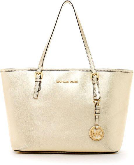 Metallic Gold MK bag. Wantwantwant! Handbags On SaleReplica ...