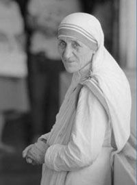 Mother Teresa - photo by Atletic'Zvonimir - http://motherteresa.org/12_photos/Ph_Atletic.html