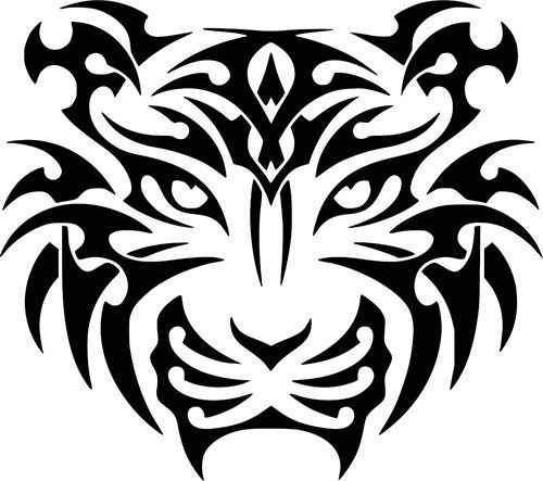 best 25 tiger head tattoo ideas on pinterest tiger