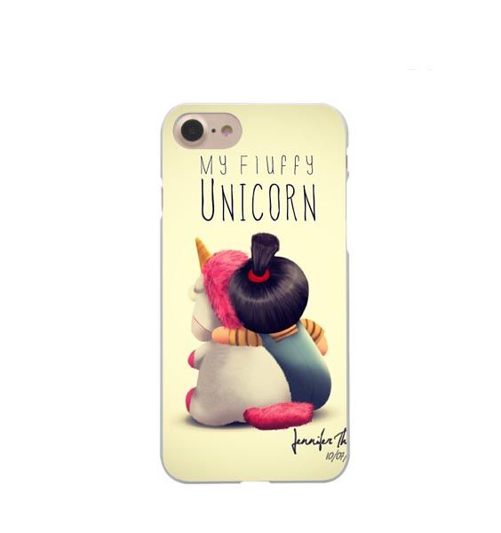 Funny Minion My Unicorn Cases For iPhone 8 8Plus Deadpool Riding a Unicorn Hard Cover For. Click visit to buy
