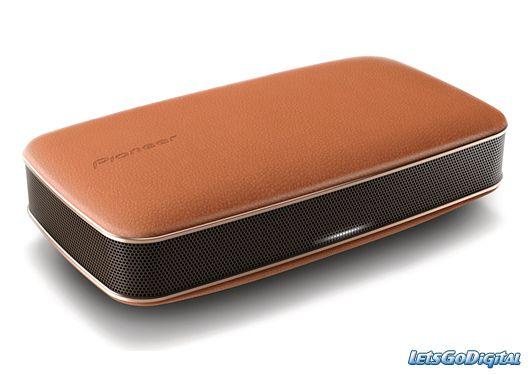 Pioneer Bluetooth speakers