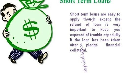Short Term Loans- Sort out Your Mid Month Financial Troubles Quickly on Time!
