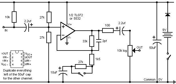 pin electret microphone circuit on pinterest