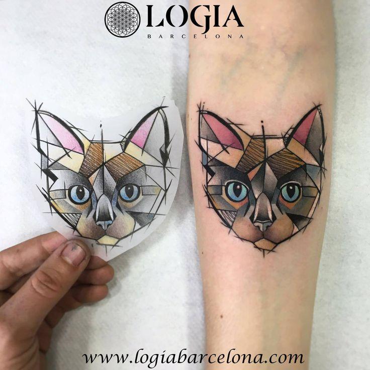 Φ Artist URI TORRAS Φ Info & Citas: (+34) 93 2506168 - Email: Info@logiabarcelo... www.logiabarcelon... #logiabarcelona #logiatattoo #tatuajes #tattoo #tatuador #tattooink #tattoolife #tattooworld #tattoobarcelona  #tattoosenbarcelona #ink #artisttattoo #inked #inktattoo #tattoocolor #tattooartwork #brazo #gato