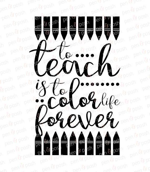 Teacher SVG Teacher Appreciation SVG School SVG Teacher