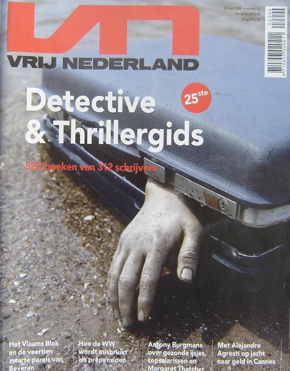 VN Detective en Thrillergids ... 16522 titels