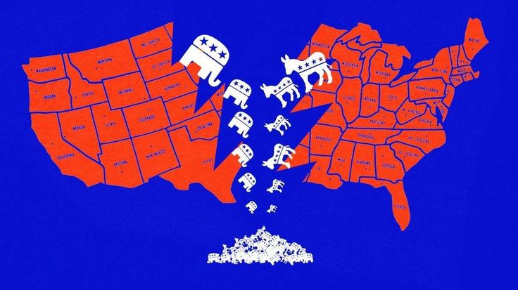 What Happens to the Polarized U.S. Political System Now?