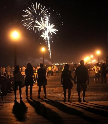 asbury park 4th of july fireworks 2015