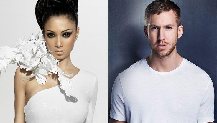 Calvin Harris and Nicole Scherzinger Don't Date - MuzWave