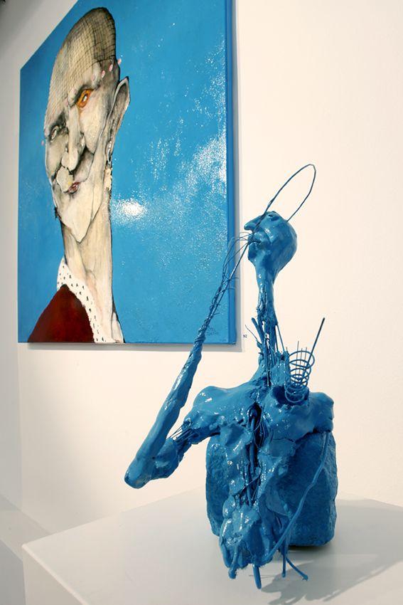 Exhibition view: Morten Ingemann, June 14.