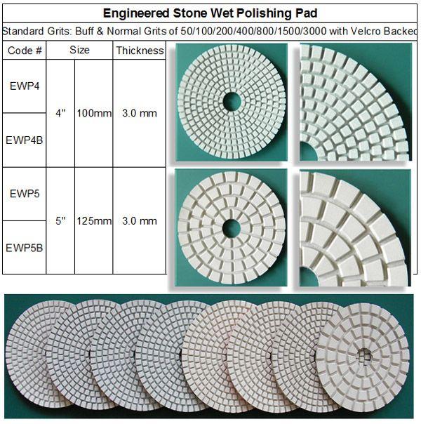 Engineered Stone Polishing Pad  RM Tech Korea (StoneTools Korea®) email: sales@stonetools.co.kr  http://www.stonetools.co.kr http://stonetools.gobizkorea.com