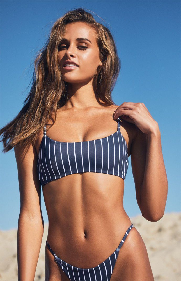 47344c94955 LA Hearts Jenna Tied Up Bikini Top in 2019 | SB 2019 Wishlist ...