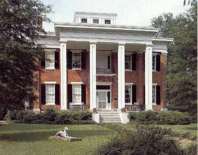 Riverview Circa 1850 Is The Quintessential Southern