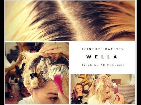 coloration wella 1296 au 40 volumes youtube - Color Touch Wella Mode D Emploi