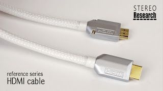 MM lover  - music and movie lover: Stereo Research - Reference series HDMI cable 레[퍼런...