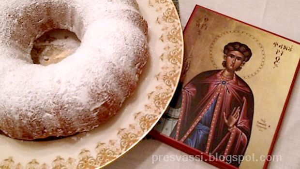 When St. Phanourios Finds Lost Things ~ A beautiful tradition of thanks for answered prayers