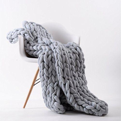 Bonways 120*150CM Handmade Giant Chunky Wool Knit Throw S... https://www.amazon.co.uk/dp/B01MT7NY2P/ref=cm_sw_r_pi_dp_x_Z9I0zbE26VDAF