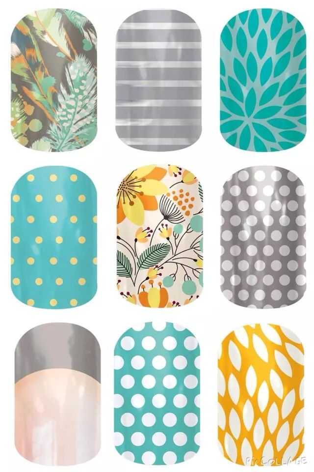Love these combos! Love Jamberry!!! http://NailzBeJammin.jamberry.com/