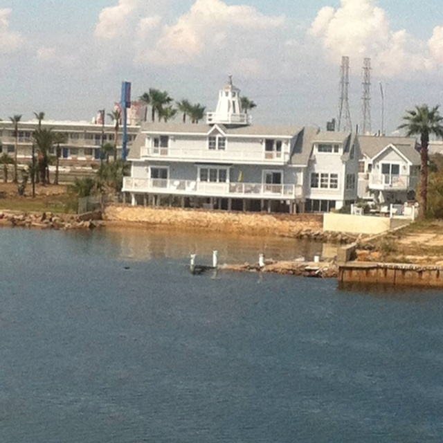 View From The General Cruise At Moody Gardens Galveston