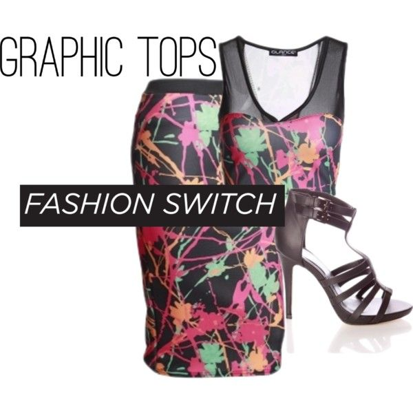 Graphic Tops - FASHION at macdoll.com ♥ #fashion #fbloggersuk #fbloggers #dress #love #shoes #fblogger
