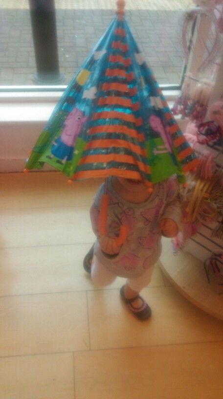 George umbrella, mothercare