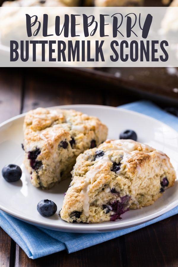 Blueberry Scones Recipe Buttermilk Scone Recipe Fruit Recipes Scones Recipe Easy