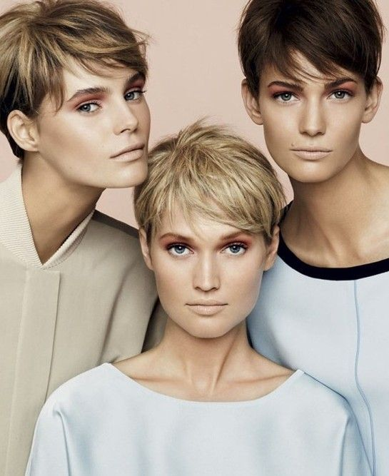 For Denise, Short Pixie Haircuts: Straight Hair | Popular Haircuts