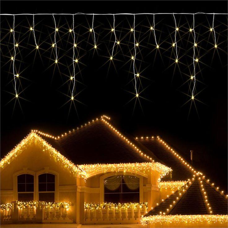 Lightcraft Dreamhouse  LED-Weihnachtsbeleuchtung 8m 160 LEDs warmweiß