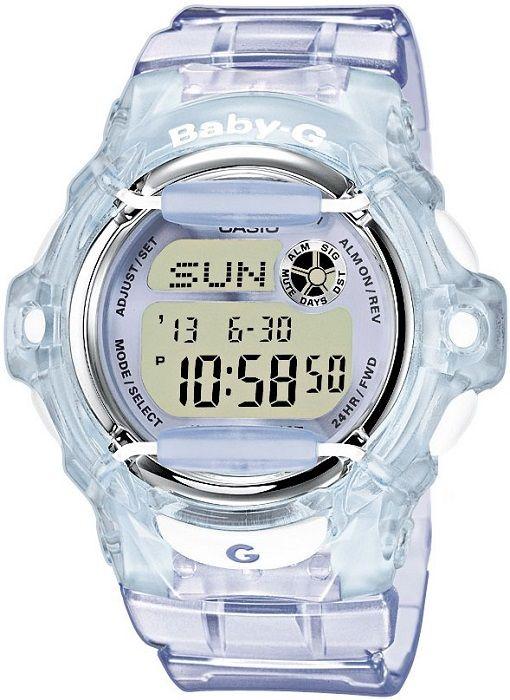 Casio Baby-G Lilac Ladies Watch BG-169R-6ER #Casio #BabyG #Watch #BabyGWatch #CasioWatch #Blue