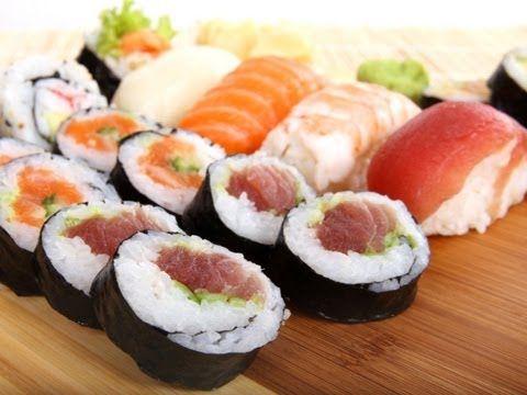Sushi - Clase 3