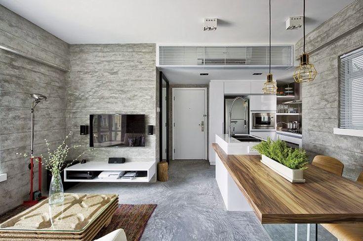 Casas bonitas por dentro Interiores de casas decoradas