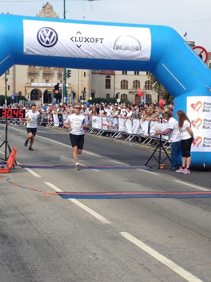 W drugiej edycji biegu charytatywnego Poznań Business Run wystartowało 5 drużyn Klubu Biegacza Uniwersytetu Ekonomicznego w Poznaniu. Jedna z drużyn stanęła na podium, zajmując 3. miejsce.