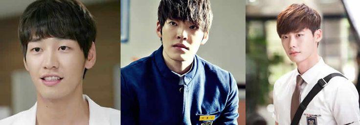 Los 10 Exitosos actores de los dramas Coreanos que antes eran Modelos ~ Viajando por el mundo POP - Espacio Kpop