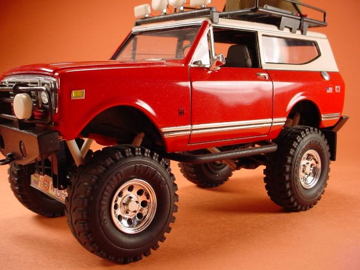 Internationatial scout | 73 international scout II - On the Workbench: Pickups, Vans, SUVs ...