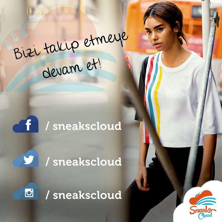 Sokağın modasını yakalamak için bizi takip etmeye devam et! :)