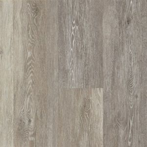 """Show details for Armstrong LUXE FasTak Limed Oak-Chateau Gray-7-1/4"""" Luxury vinyl flooring, hardwood alternative, wide plank, gray"""
