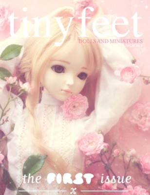 "the first issue  ""Pastel and Soft Colors"""