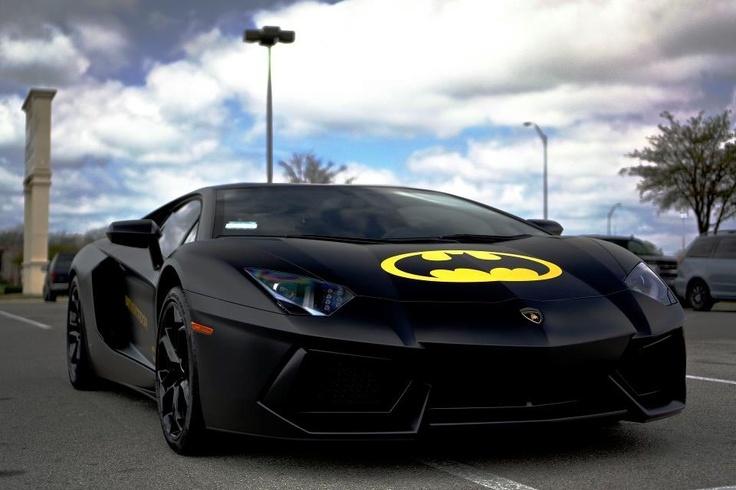 they made a lamborghini aventador concept with batman logos all over it lmao it 39 s a real car. Black Bedroom Furniture Sets. Home Design Ideas