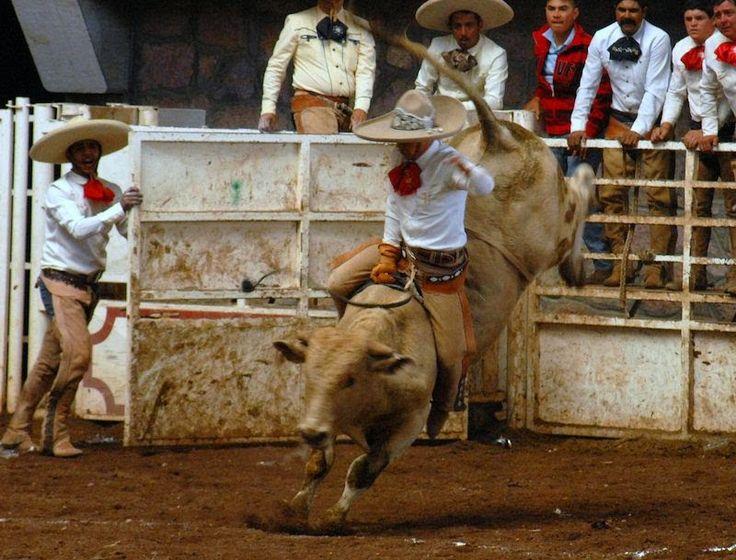 Asociación de Charros de Aguascalientes JG arriba en el Nacional Independencia de Zacatecas ~ Ags Sports