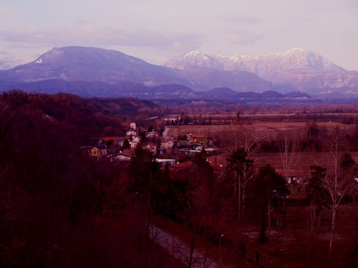 Autumn in Spilimbergo